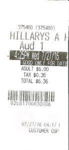 hillarys-america-ticket-stub-receipt